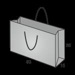 papiertaschen mit kordel bedrucken, papiertragetaschen bedruckt