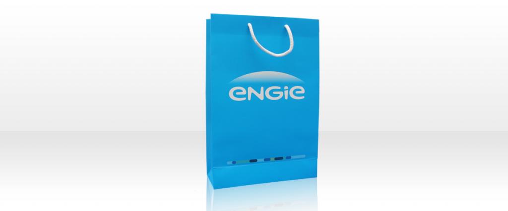 Papiertaschen ENGIE