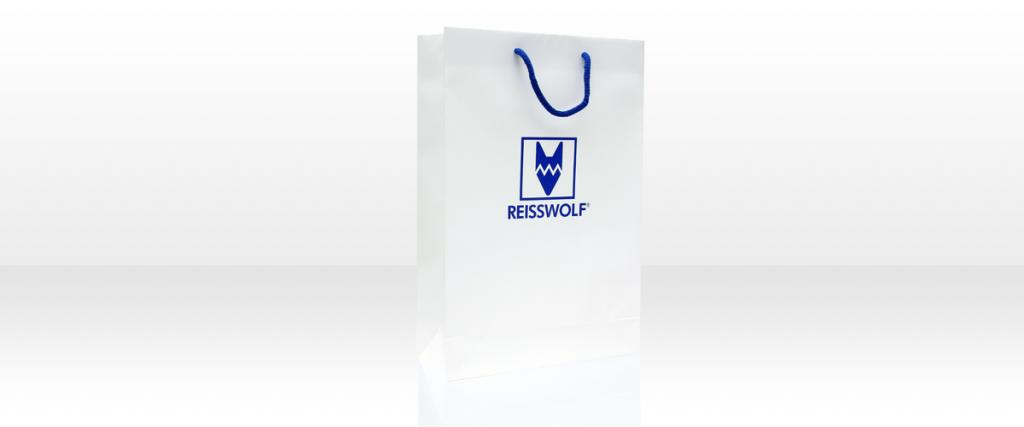 Papiertaschen REISSWOLF