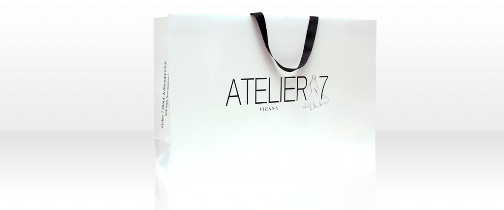 Papiertaschen ATELIER 7
