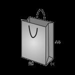 Papiertaschen Large