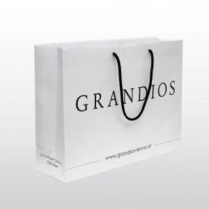 Papiertaschen GRANDIOS