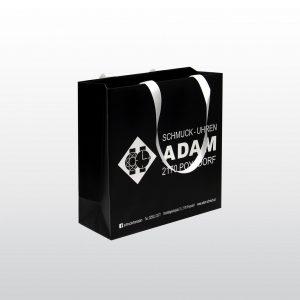Papiertaschen Schmuck-Uhren ADAM