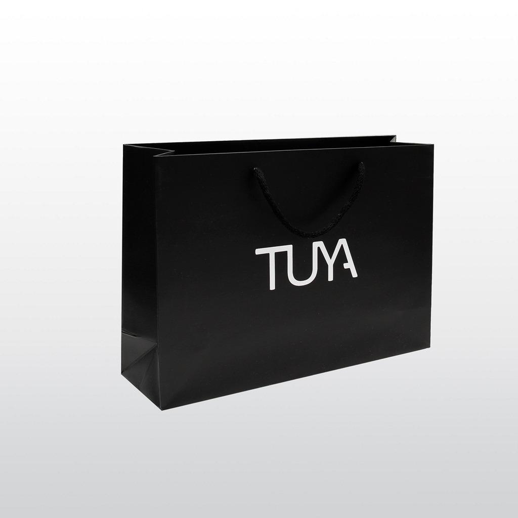 Papiertaschen Tuya