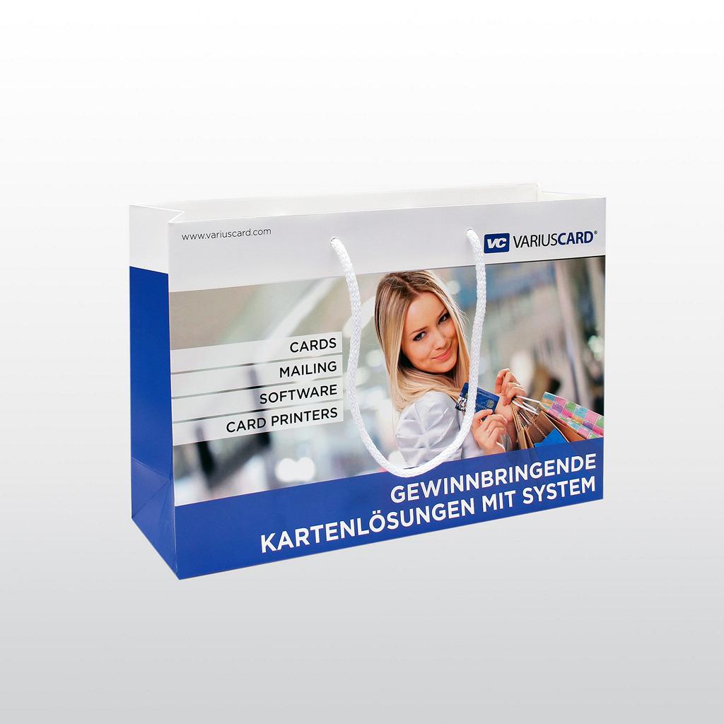 Papiertaschen Variuscard