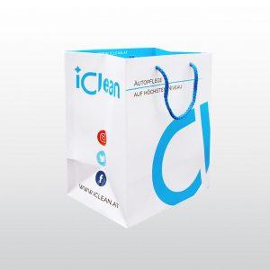 Papiertaschen iClean