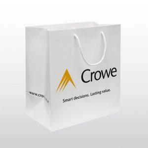 Papiertragetaschen CROWE