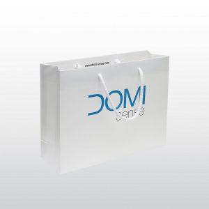 Papiertragetaschen DOMI